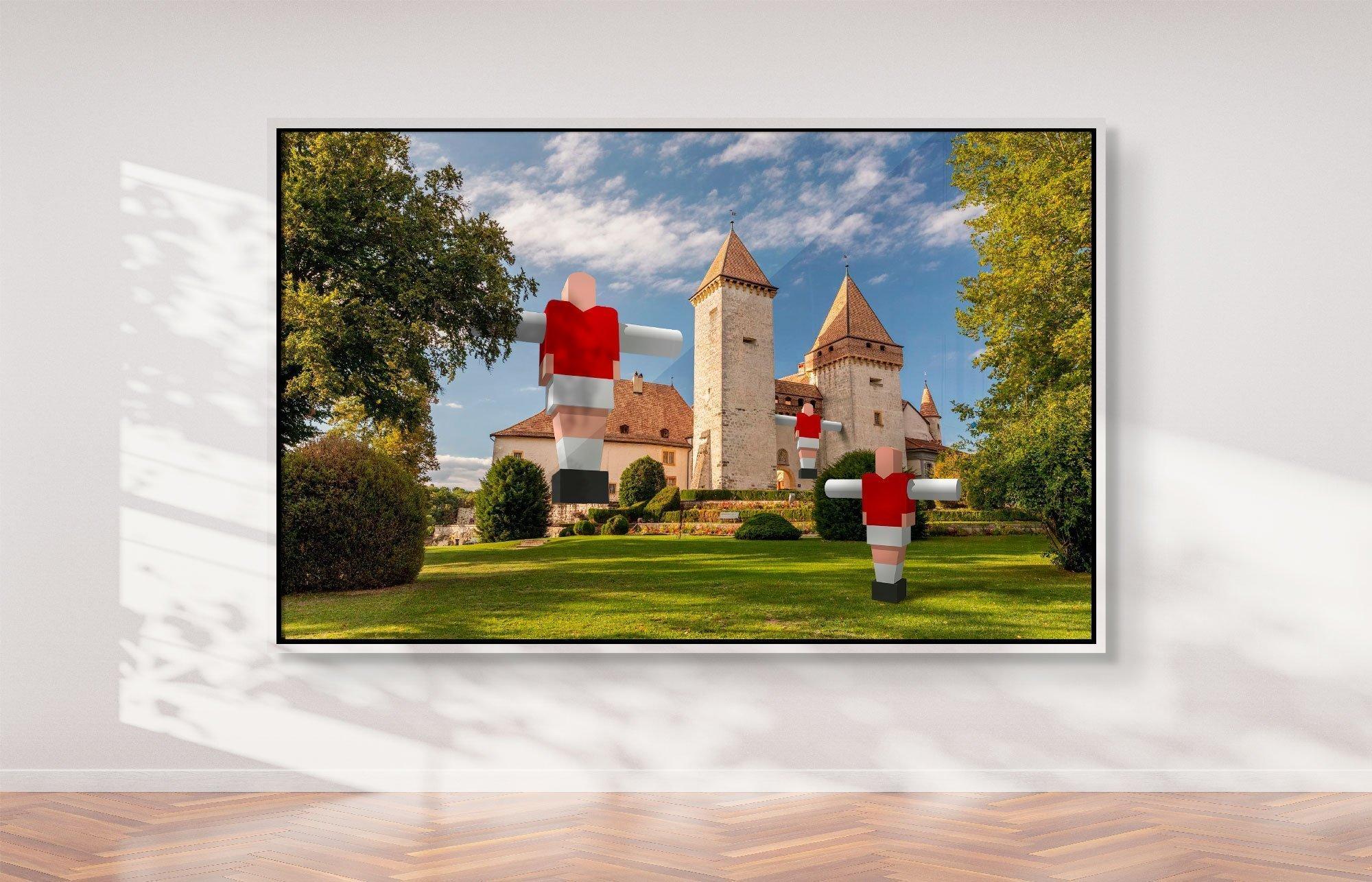 14Players Project - Chateau de la Sarraz